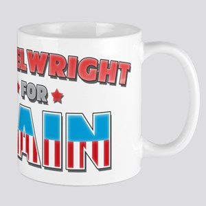 Wheelwright for Cain Mug