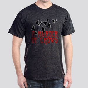 Murder of Crows Dark T-Shirt