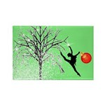 Dance Greeting Cards by Dance Rectangle Magnet (10