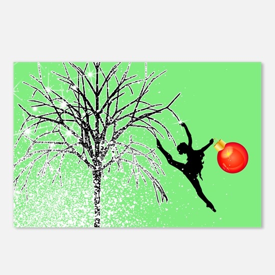 Dance Greeting Cards by Dance Postcards (Package o