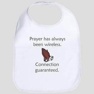 Connection To God Guaranteed Bib