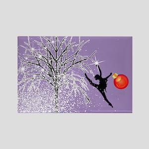 Holiday Dancer by DanceShirts.com Rectangle Magnet