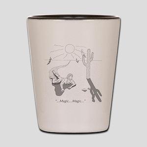 Desert Survival: Magic Shot Glass