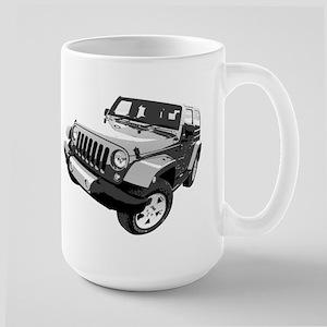Wrangler Large Mug