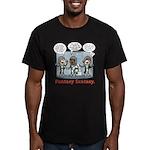 Fantasy fantasy Men's Fitted T-Shirt (dark)
