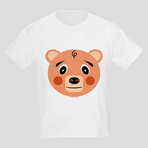 Orange Pig Monster Kids T-Shirt