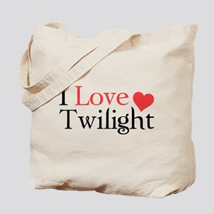 I Love Twilight Tote Bag
