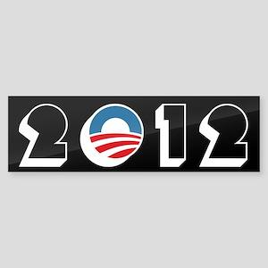 2012 Obama Campaign Sticker (Bumper)