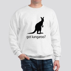 Got kangaroo? Sweatshirt