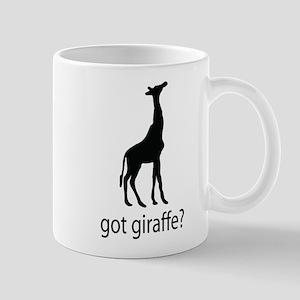 Got giraffe? Mug