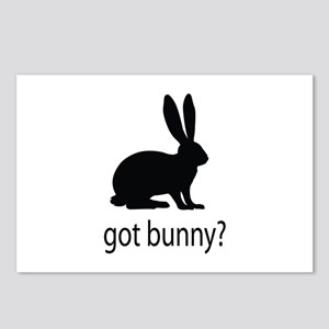 Got bunny? Postcards (Package of 8)