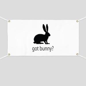 Got bunny? Banner