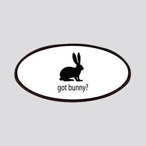 Got bunny? Patches