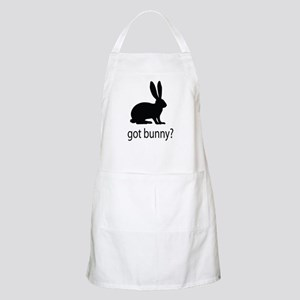 Got bunny? Apron