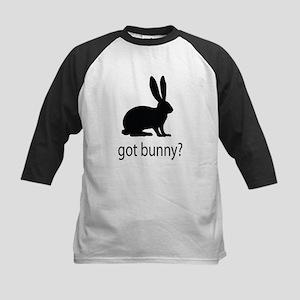 Got bunny? Kids Baseball Jersey