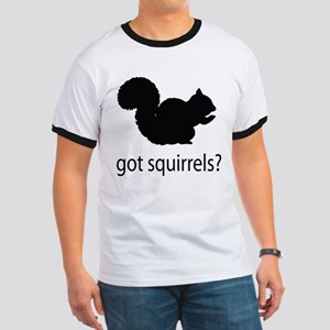 Got squirrels? Ringer T