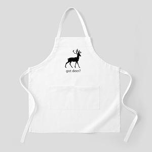 Got deer? Apron