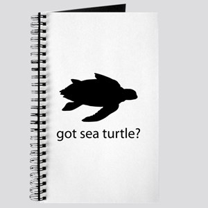 Got sea turtle? Journal