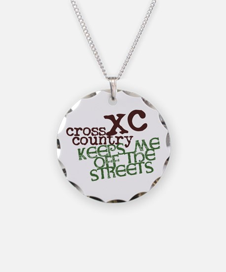 XC Keeps off Streets © Necklace
