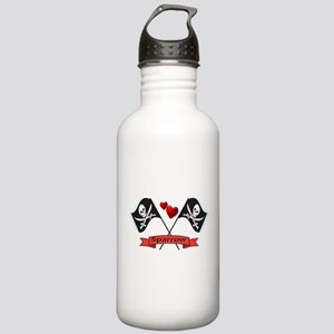 I heart Sparrow Stainless Water Bottle 1.0L