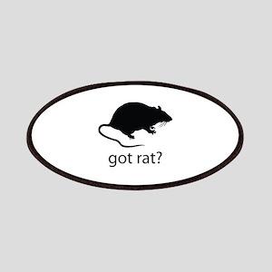 Got rat? Patches