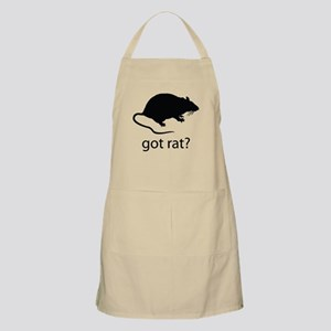 Got rat? Apron