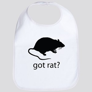 Got rat? Bib