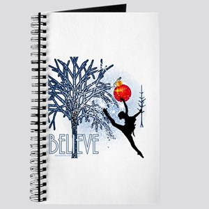 Dancers' Christmas Tree Journal