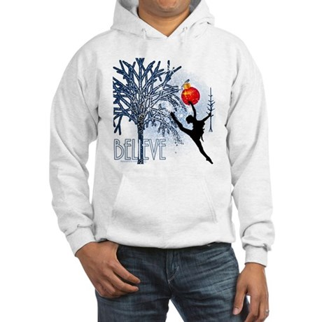 Dancers Christmas Tree by DanceShirts.com Hooded S