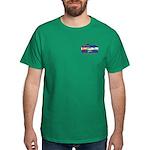 co flag 6x6 wb T-Shirt