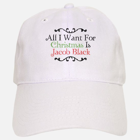 Jacob Black Christmas 2 Baseball Baseball Cap