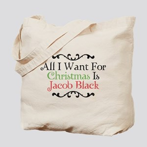 Jacob Black Christmas 2 Tote Bag