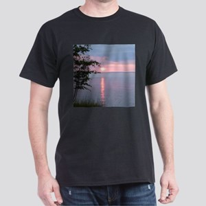 Sunset Lake Superior Dark T-Shirt