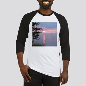 Sunset Lake Superior Baseball Jersey