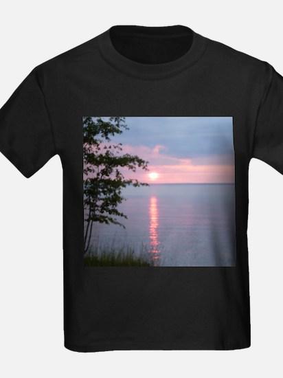 Sunset Lake Superior T