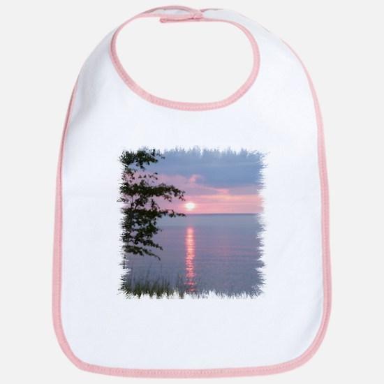 Sunset Lake Superior Bib