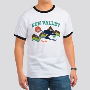 Sun Valley Idaho Ringer T