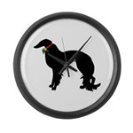 Christmas or Holiday Irish Setter Silhouette Large