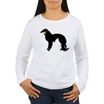 Christmas or Holiday Irish Setter Silhouette Women