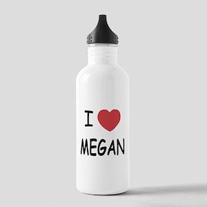 I heart megan Stainless Water Bottle 1.0L
