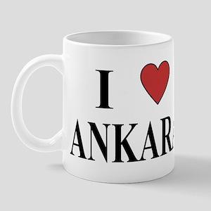 I Love Ankara Mug