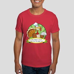 Turkey Butt Dark T-Shirt