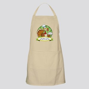 Turkey Butt Apron