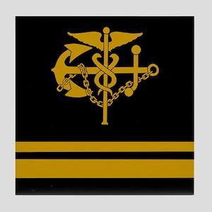 USPHS Lieutenant (jg)<BR> Tile Coaster