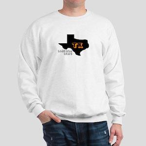 TX LONE STAR STATE Sweatshirt
