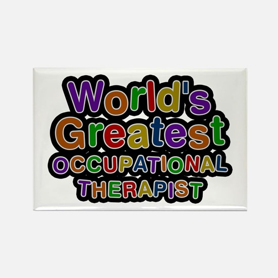 World's Greatest OCCUPATIONAL THERAPIST Rectangle