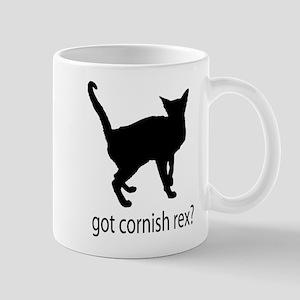 Got cornish rex? Mug