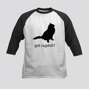 Got ragdoll? Kids Baseball Jersey