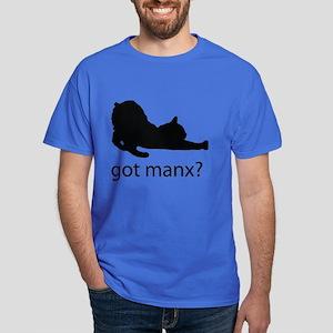 Got manx? Dark T-Shirt