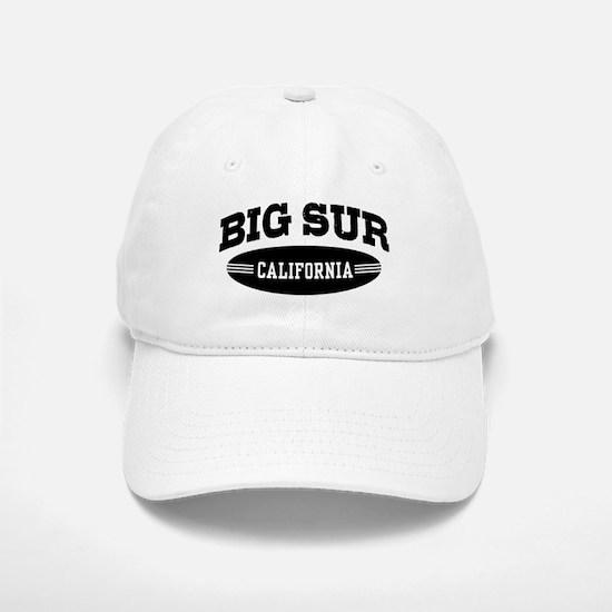 Big Sur California Baseball Baseball Cap